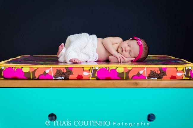 Olivia em Ensaio Newborn Lifestyle