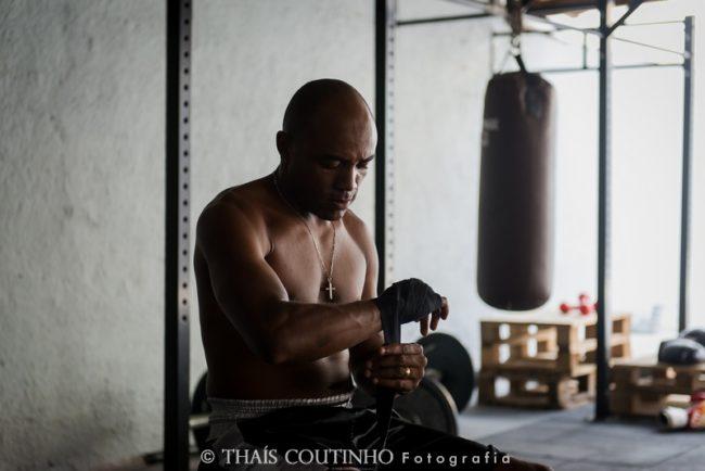 Projeto Atleta de Boxe