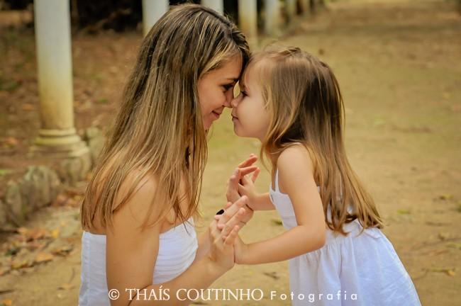 Ensaio Mãe e Filha – Amor que não se Mede