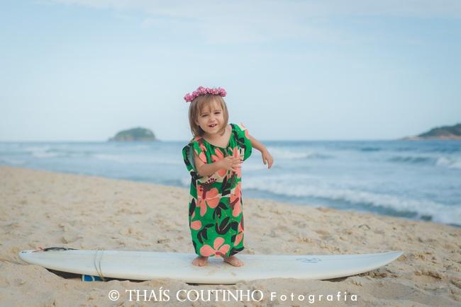 Ensaio Infantil – Duda na Praia