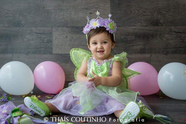 sessao de fotos bebe menina