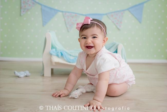 Giovanna, Acompanhamento Fotográfico do Bebê