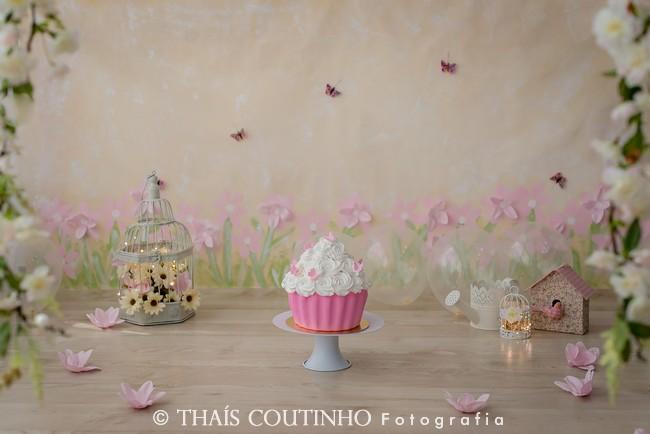 Smash the Cake da Giovanna – Jardim