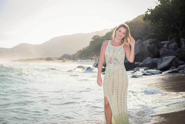 ensaio fotografico feminino praia rj