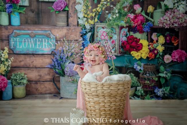 Acompanhamento Fotográfico do Bebê, 3 meses