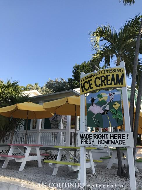 loja de sorvete key west
