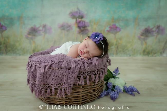 Ensaio Newborn – Beatriz, 9 dias