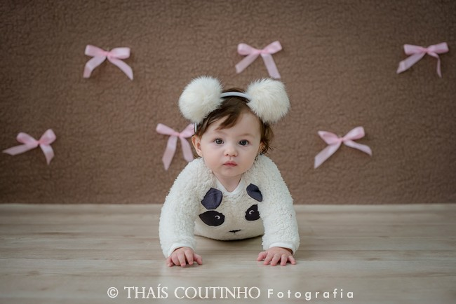 ensaio fotos bebe menina