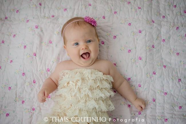 Ensaio Baby 3 meses