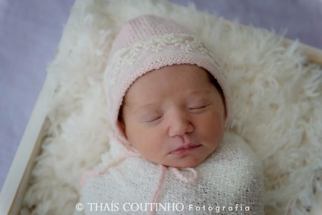 Ensaio Newborn – Julia, 5 dias