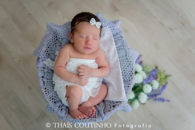 ensaio newborn menina estudio rj