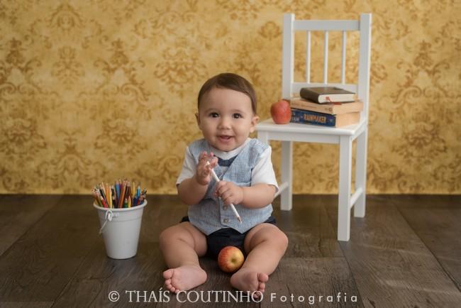 Amo muito bebês de 8 e 9 meses!