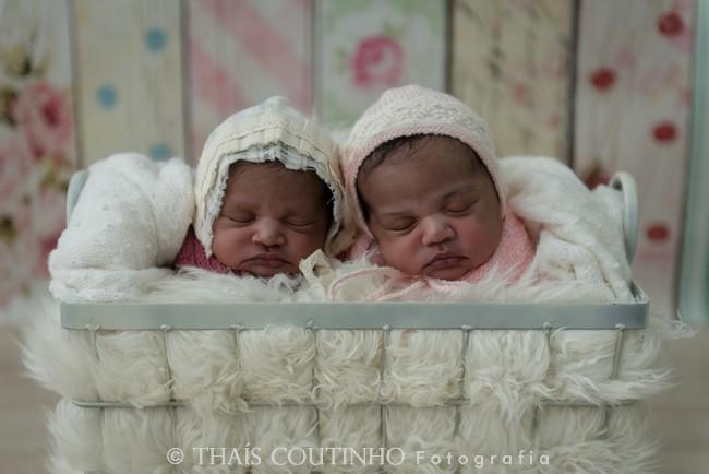 ensaio newborn gemeas rj