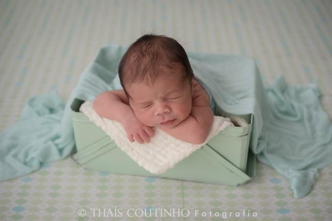 Ensaio Newborn – Eduardo