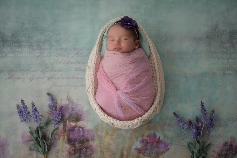 Ensaio Newborn - Giovanna