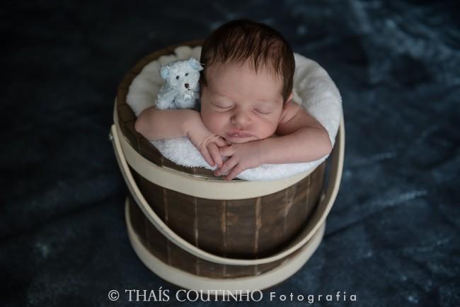 Ensaio Gestante e Recém-Nascido, mamãe e bebê!