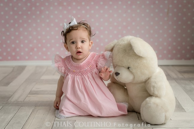 acompanhamento do bebe menina