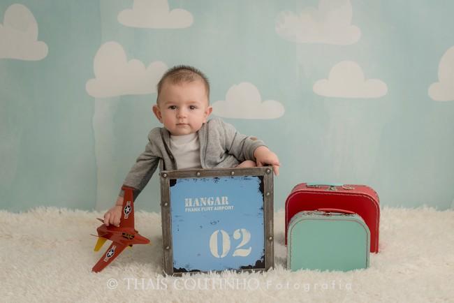 ensaio bebe 6 meses