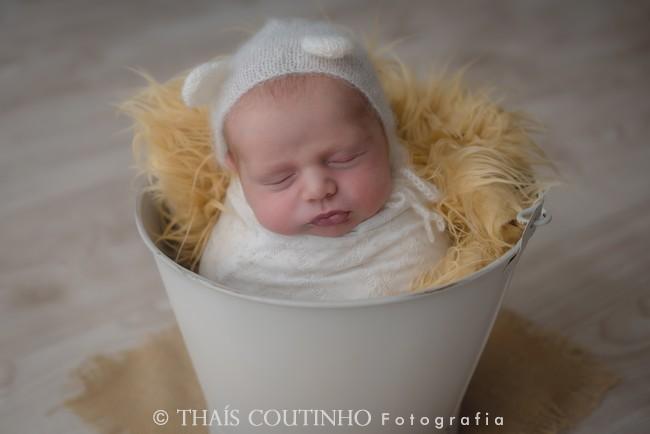 Ensaio Newborn - Gustavo