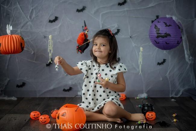 fotos halloween infantil