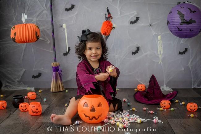 foto infantil halloween
